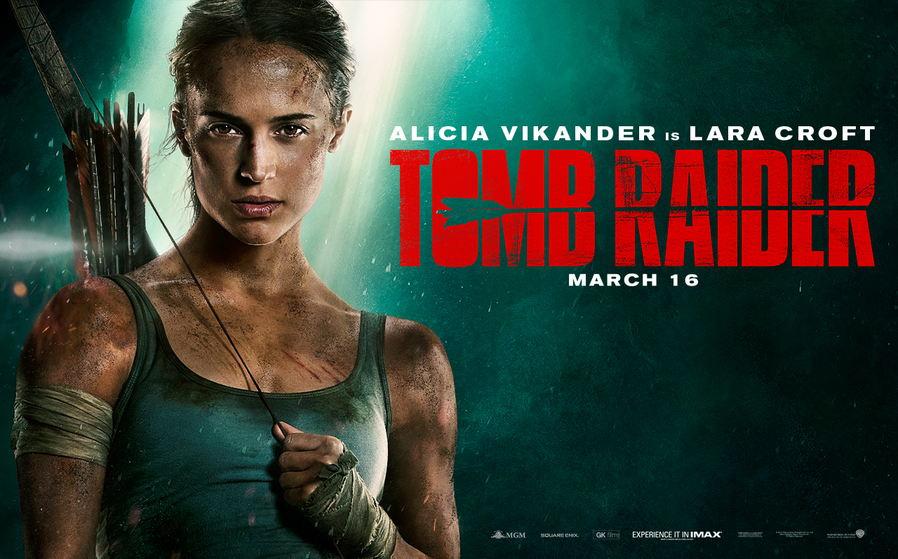 Tomb Raider Events - Banner