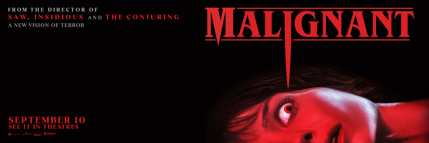 Put Yourself in the Malignant Poster - Banner