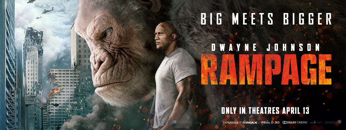 Rampage Events - Banner