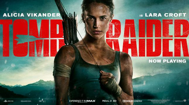 Lara Croft's Legendary Story Inspires Canadians - Banner