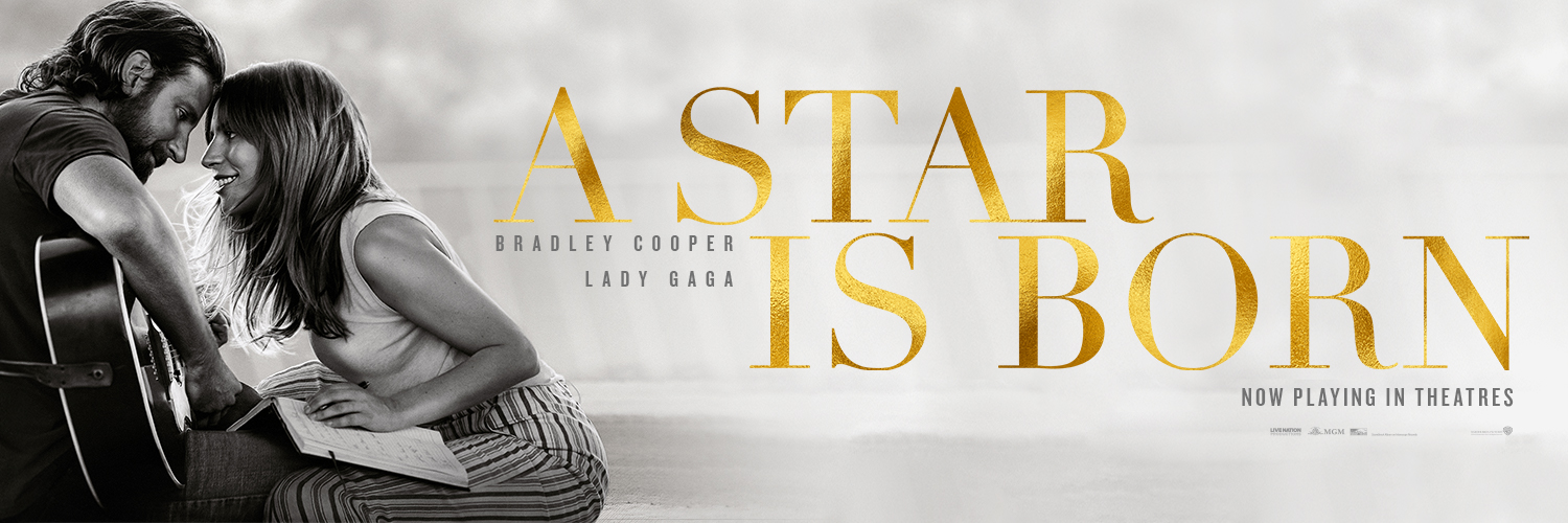 The Music of A Star Is Born - Banner