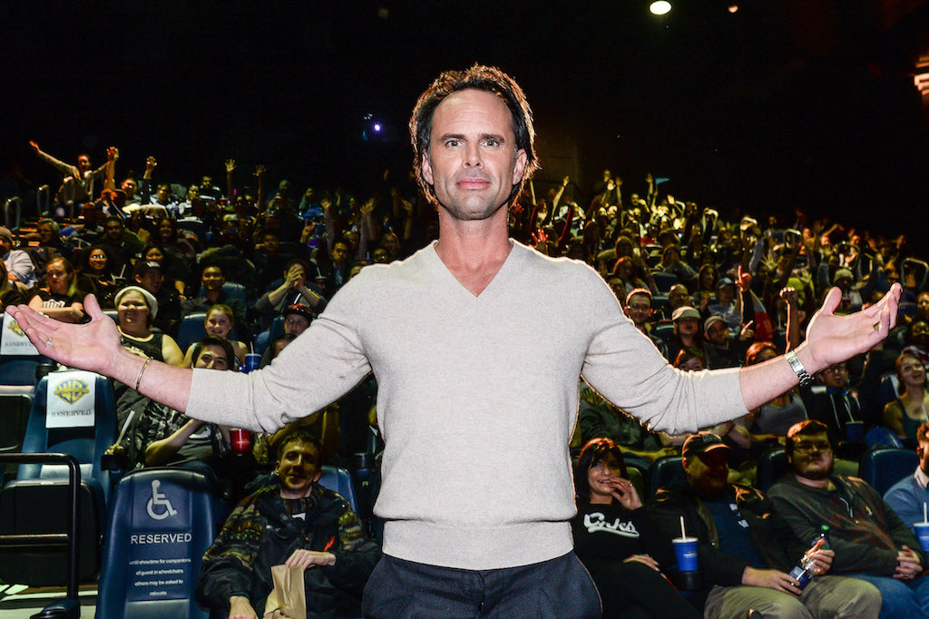 Walton Goggins Brings Tomb Raider to Toronto - Banner