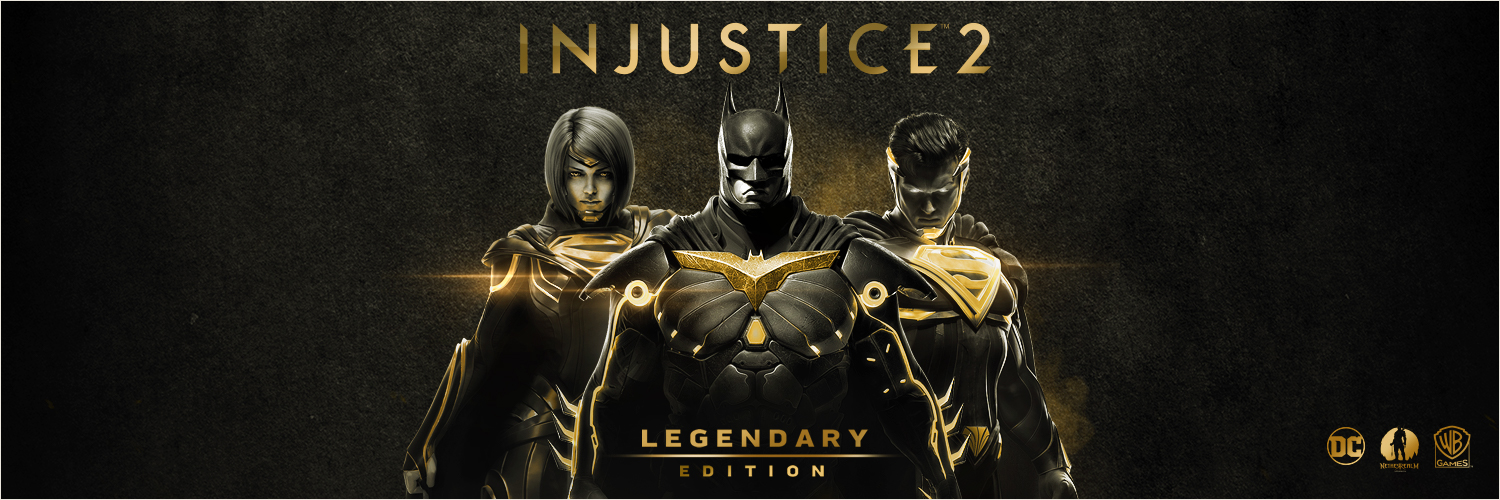 Injustice 2 Raises the Stakes - Banner